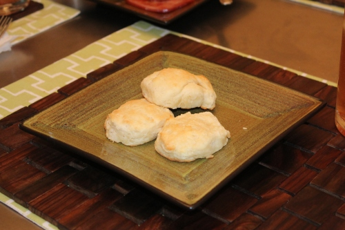 Delicious, southern-style biscuits.