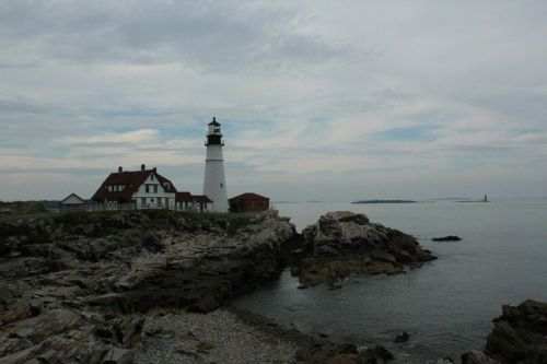 South Portland Lighthouse, Maine
