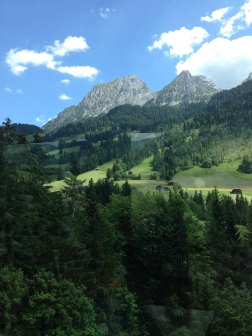 Golden Pass Scenic Railway