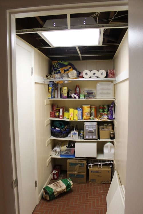 No love for this pantry.